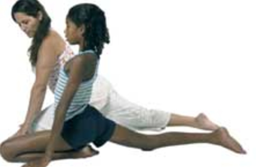 yoga feat 88 224 (photo credit: Courtesy Photo)