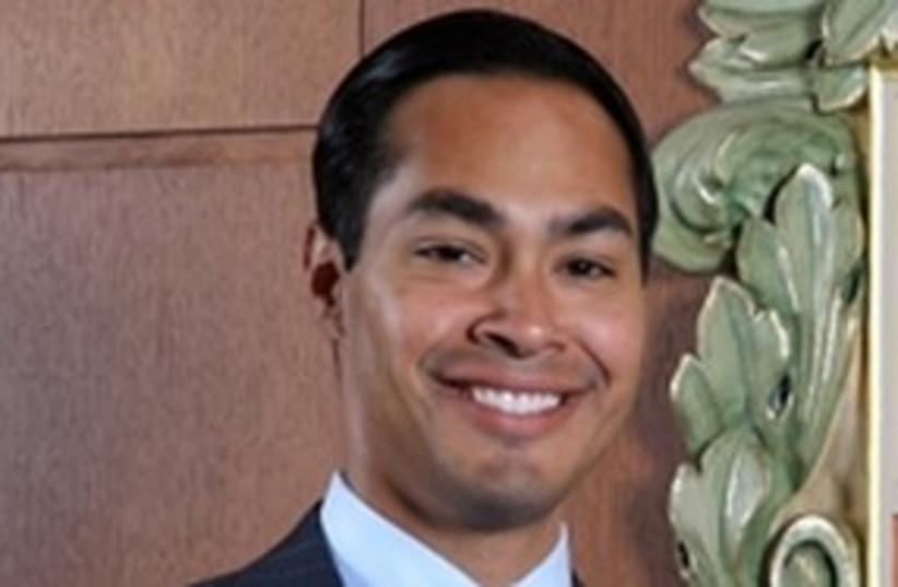 Julian Castro 311 (photo credit: Courtesy San Antonio Mayor's website)
