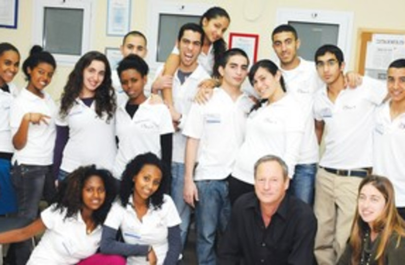 THE 4SETO group of young entrepreneurs 311 (photo credit: Courtesy)