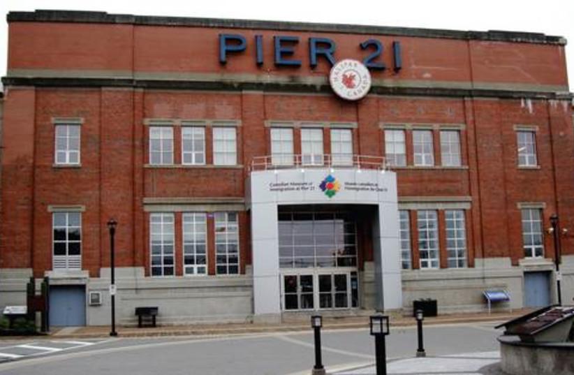 Pier 21 Museum in Halifax, Novia Scotia (photo credit: Linda Nesvisky)
