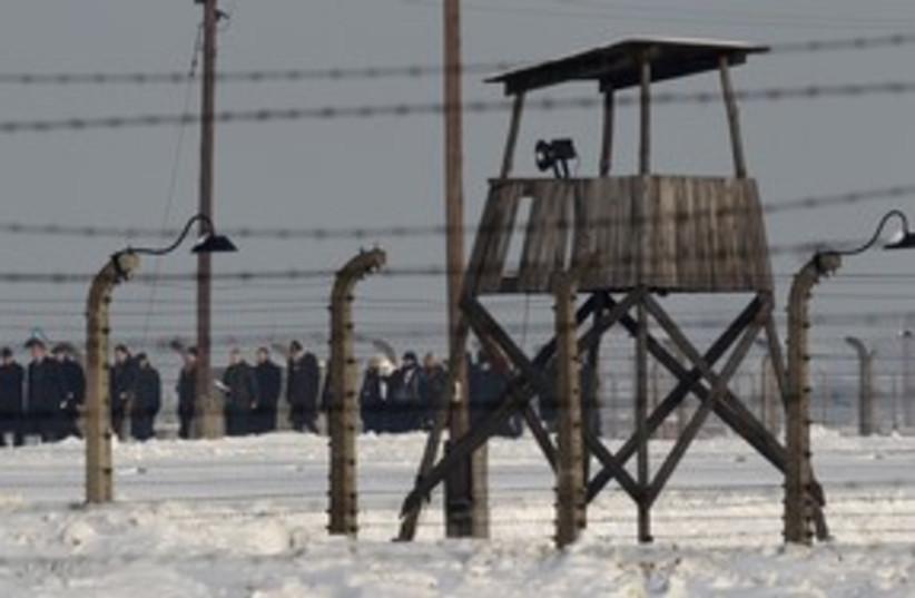 Auschwitz 311 R (photo credit: REUTERS)