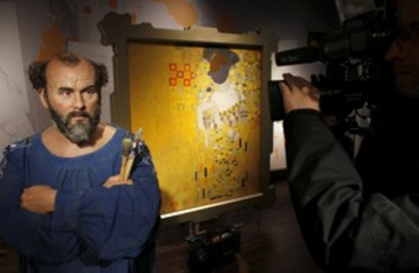 Gustav Klimt 311 R (photo credit: REUTERS)