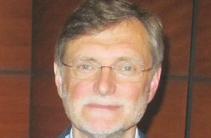 Dr. Bengt Nielsen311 (photo credit: Courtesy)