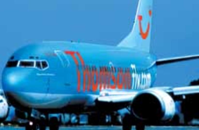 thompson plane 88 224 (photo credit: Courtesy)