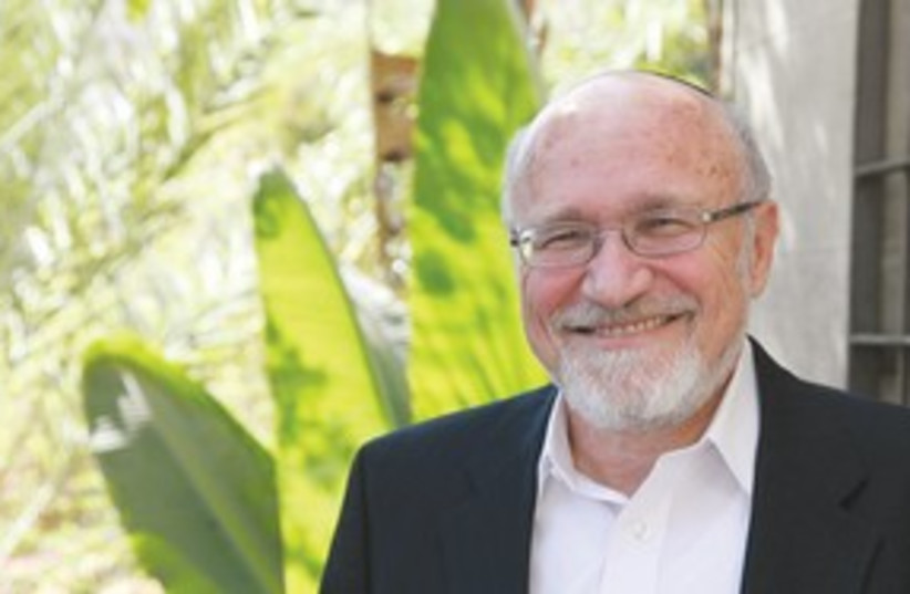 OU president Simcha Katz_311 (photo credit: Marc Israel Sellem)