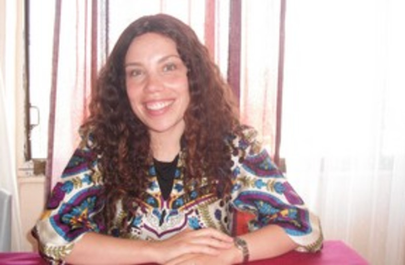 Ayallah Greenberg of HERS 311 (photo credit: Karolyn Coorsh )