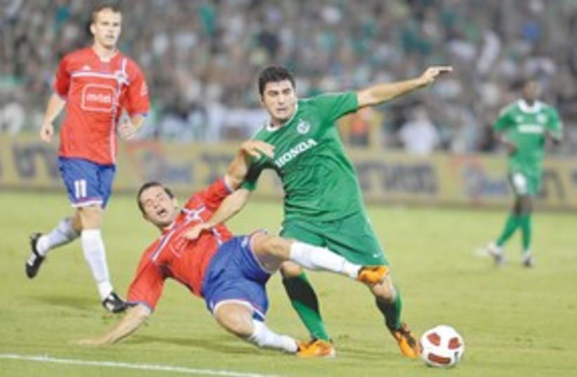 Maccabi Haifa 311 (photo credit: Asaf Kliger)