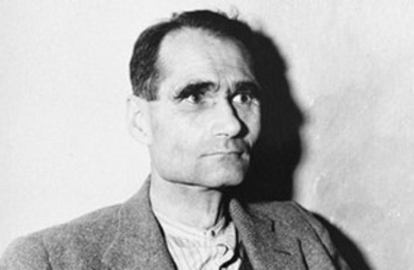 Rudolf Hess 311 (photo credit: Wikimedia Commons)