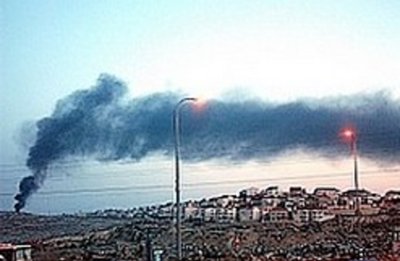 air pollution 224 88 (photo credit: Ariel Jerozolimski [file])