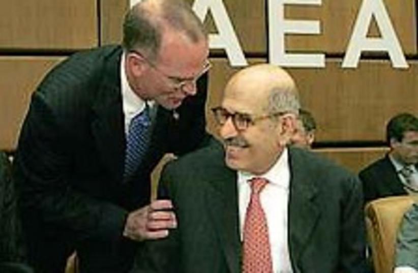 ElBaradei IAEA 224.88 (photo credit: AP)