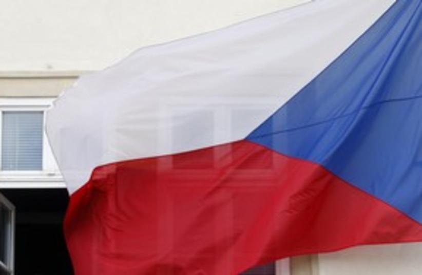 czech republic flag_311 (photo credit: Laszlo Balogh / Reuters)