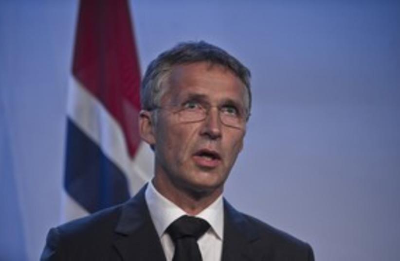 Jens Stoltenberg_311 (photo credit: Scanpix Scanpix / Reuters)