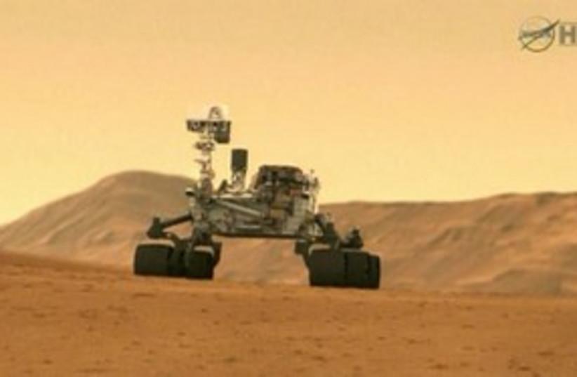 mars rover_311 reuters (photo credit: REUTERS)