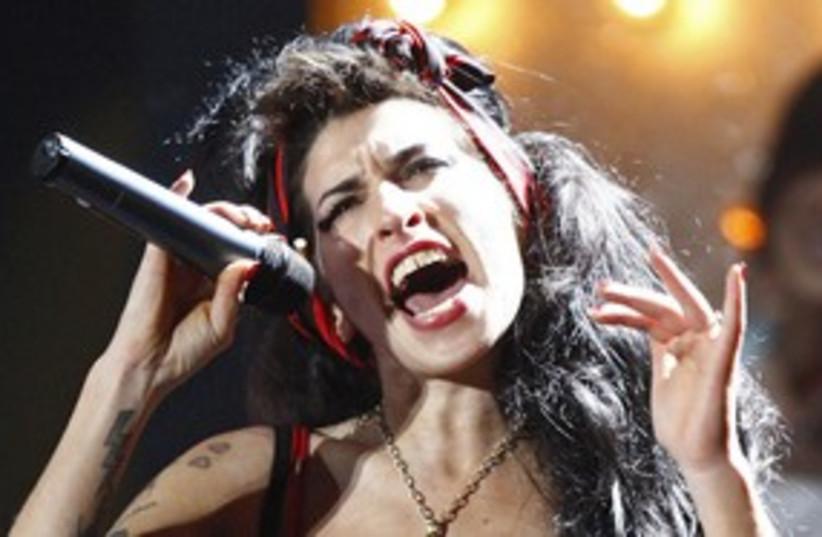 Amy Winehouse311 (photo credit: REUTERS)