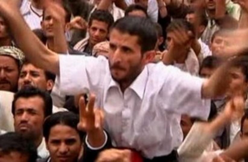 Yemen 311 R (photo credit: REUTERS)