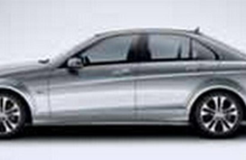 Mercedes (photo credit: Courtesy)