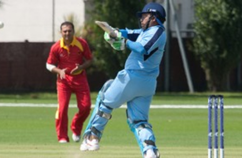 cricket yefet hagavkar_311 (photo credit: CricketEurope)
