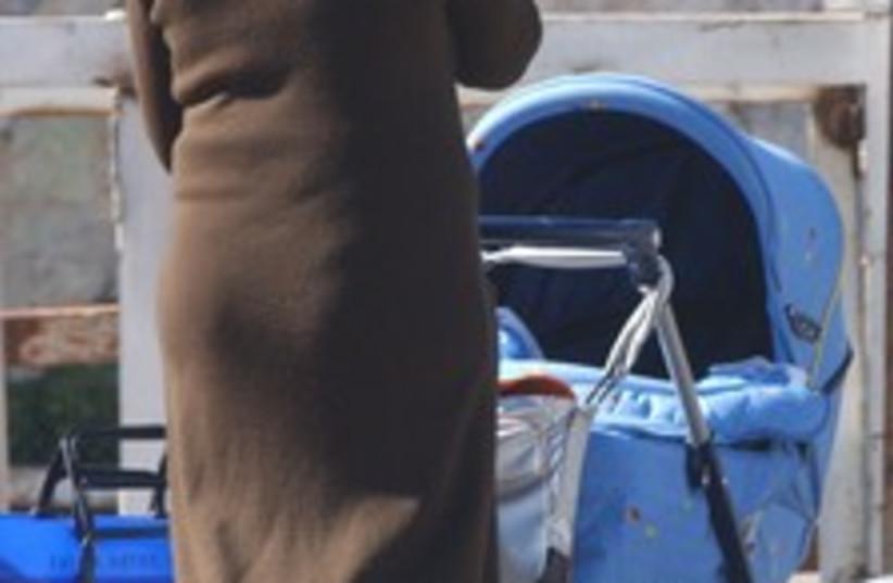 haredi stroller 224 88 (photo credit: Ariel Jerozolimski)