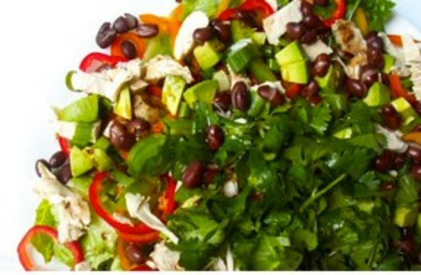 southwestern chicken salad (photo credit: Courtesy)