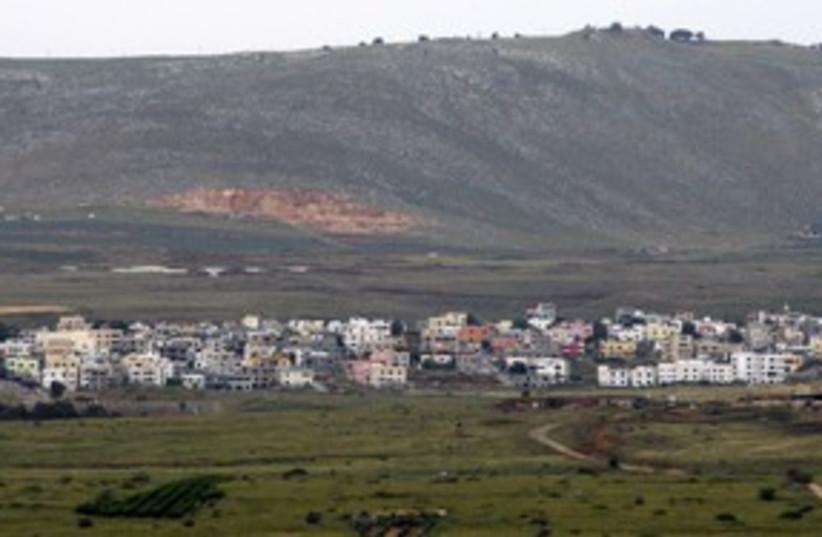 Ghajar Lebanon border_311 (photo credit: Baz Ratner/Reuters)