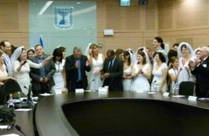 Horowitz Knesset Marriage party_311 (photo credit: Courtesy)