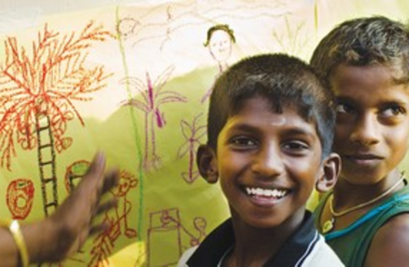 Children311 (photo credit: Eytan Shouker/Tag International Development))