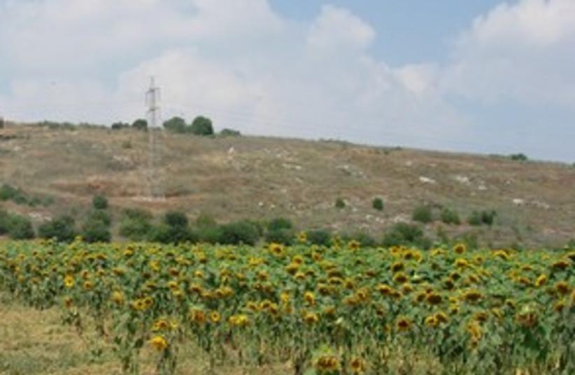 Jezreel valley hike 311 (photo credit: Joe Yudin)