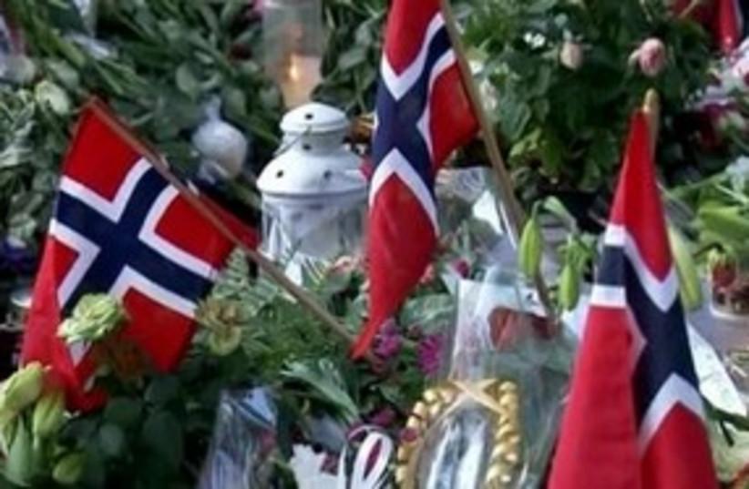 Norway flowers 311 (photo credit: REUTERS)