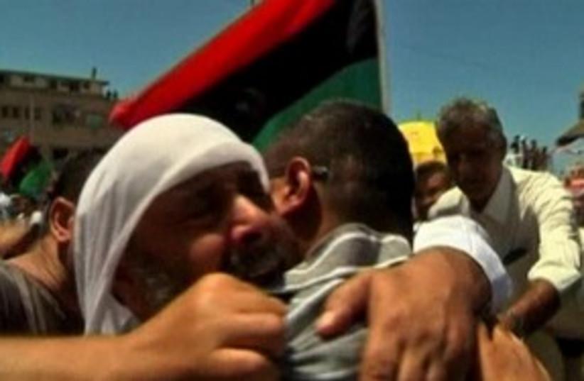 libya rebel leader funeral_311 reuters (photo credit: REUTERS)