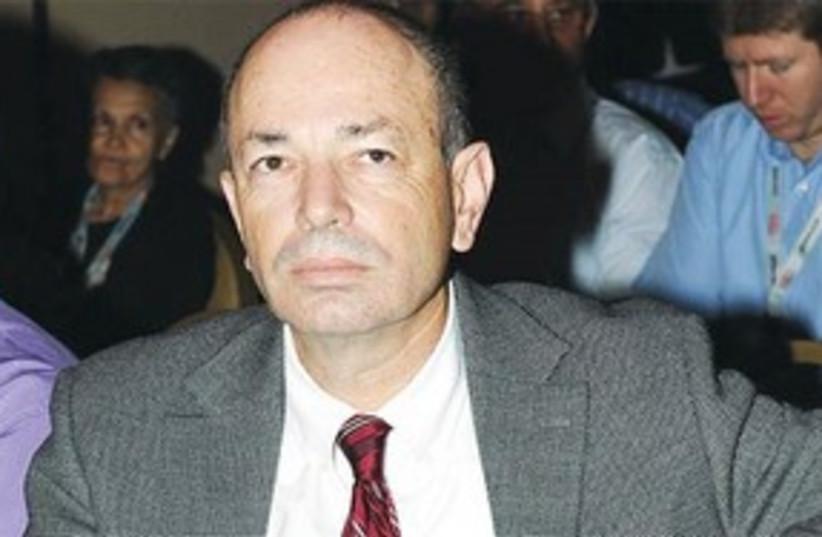 Finance Ministry Director-General Haim Shani 311 (photo credit: Tamar Matzpi / Globes)