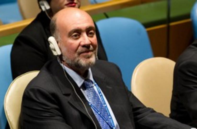 Ambassador to the United Nations Ron Prosor 311 (photo credit: Shahar Azran)