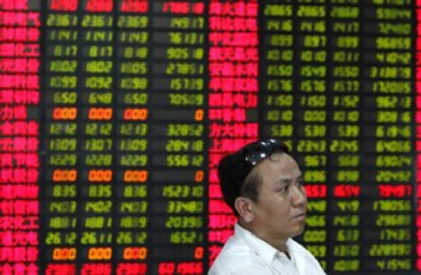 Chinese markets, China shares_311 (photo credit: Reuters)