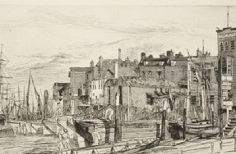 James Abbott McNeill Whistler (photo credit: Tel Aviv Museum of Art)