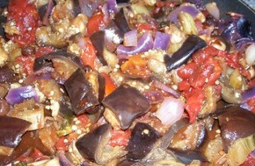 Caponata 311 (photo credit: Courtesy)