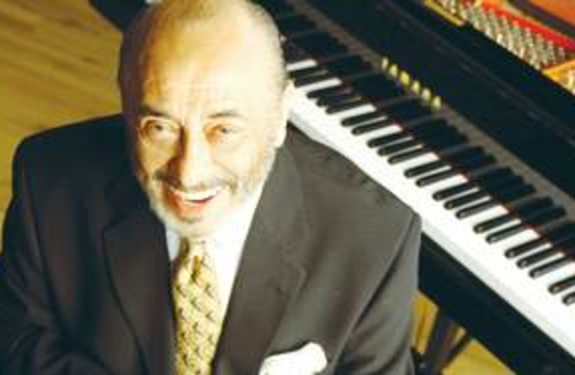 Pianist-vocalist Eddie Palmieri (photo credit: courtesy)