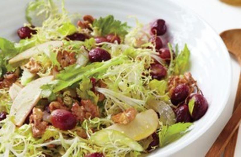 Quinoa Salad311 (photo credit: MCT)