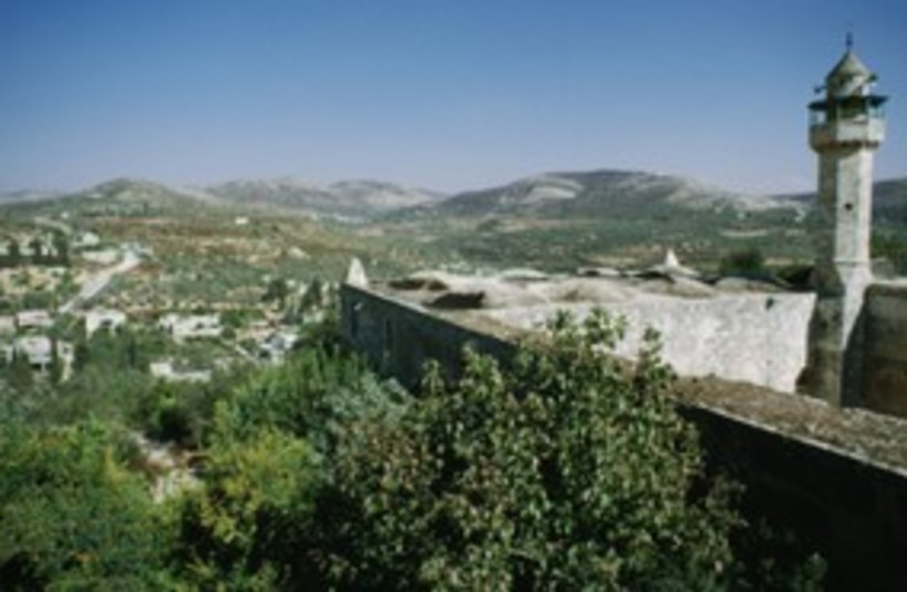 Sabastia, West Bank Palestinian village_311 (photo credit: Thinkstock/Imagebank)