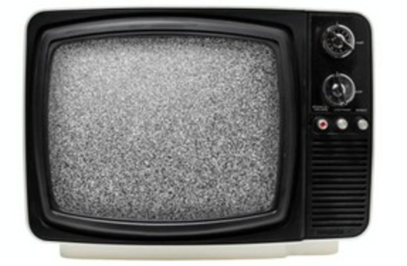 TV television off air static_311 (photo credit: Thinkstock/Imagebank)