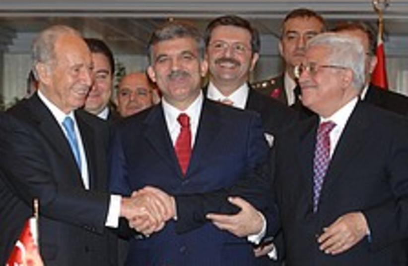 Peres abbas deal 224.88 (photo credit: GPO)