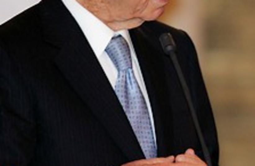 Peres turkey 224.88 (photo credit: AP)