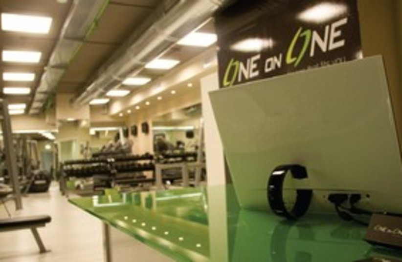 Fitness one on one_311 (photo credit: Courtesy)