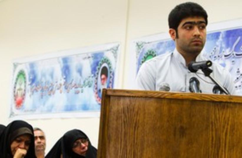 Iran murder suspect 311 (photo credit: REUTERS)