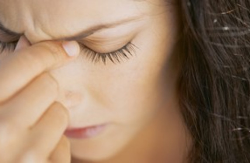 headache_311 (photo credit: Thinkstock/Imagebank)