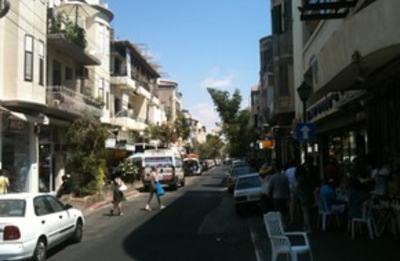 Tel Aviv street 311 (photo credit: Joe Yudin)