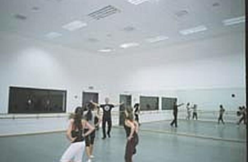Mirochnik dance 224.88 (photo credit: Abe Selig )