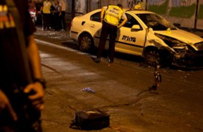 Tel Aviv terror attack 311 (photo credit: REUTERS/ Nir Elias)