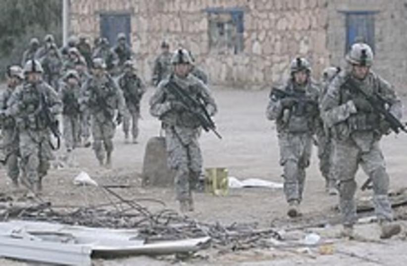 Iraq brilliant 224.88 (photo credit: AP)
