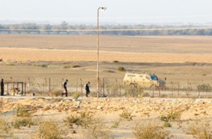 Egypt border 311 (photo credit: Asmaa Waguih/Reuters)