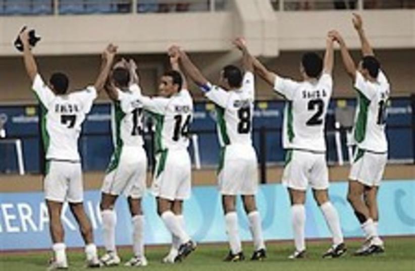 Iraq soccer 224.88 (photo credit: AP)