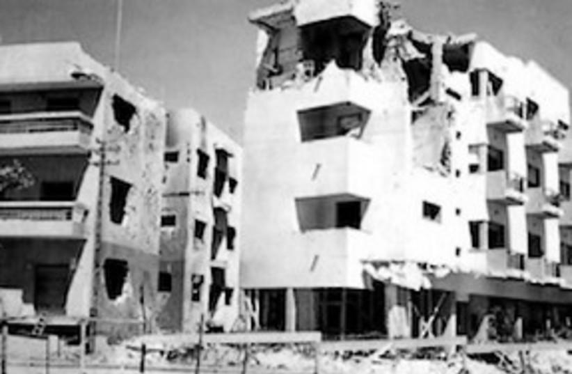 italy bombing tel aviv 311 (photo credit: Courtesy: Tel Aviv Municipality)